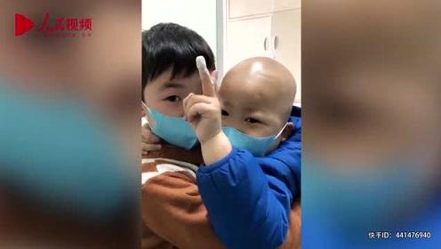5岁弟弟抗癌去世 8岁哥哥写长信字字催泪