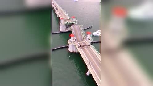 开合自如的大桥,国之重器