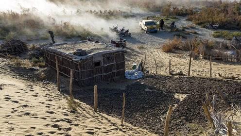中国最神秘村庄,隐藏沙漠400余年,风景真美如画
