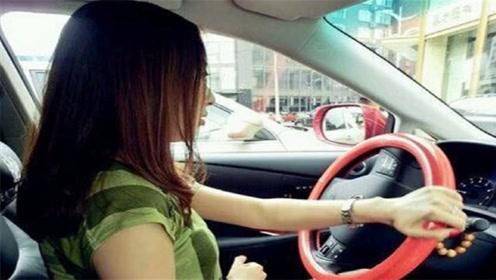 女司机第一次上高速,跑了两小时没碰到一辆车,到终点站就呆了