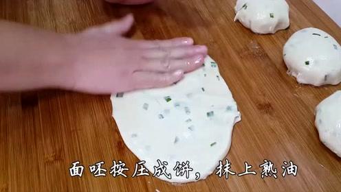 面粉别蒸馒头,教你懒人吃法,做法比手抓饼简单,比鸡蛋灌饼好吃