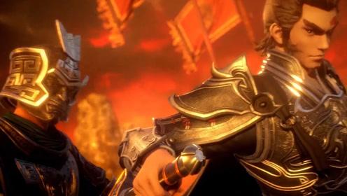 土味说唱打开《天行九歌》,蒙恬成侦探获得秦王赏识,成功上位