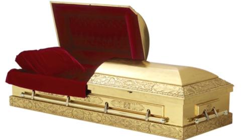 最大的贵金属生产厂,曾为富豪定做黄金棺材,下辈子也想成土豪?