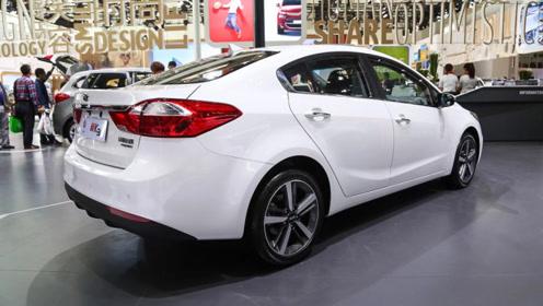 起亚又火了,新车比轩逸还霸气,油耗比丰田还低,6.28万选啥雅阁