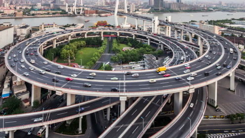 """北大天才发明""""最牛立交桥""""!号称用不堵车,专利获得国际大奖"""