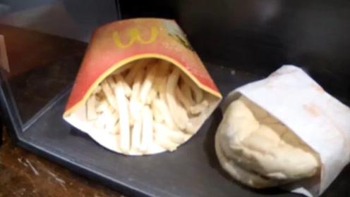汉堡当传家宝!澳洲两男子上个世纪买麦当劳汉堡,至今没发霉