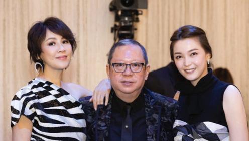 窦靖童现身上流社会晚宴 为刘嘉玲等明星富豪表演