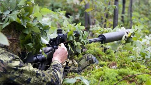 狙击手暴露后,为何都选择带走狙击镜,而不是可以杀敌的狙击枪