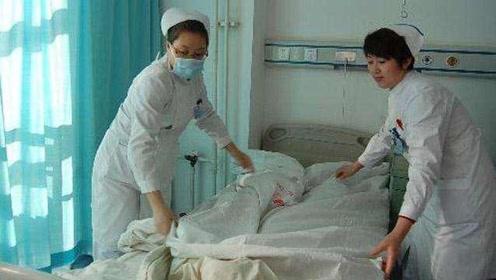 病人去世后,医院会怎么处理那些床单被褥,看完后让人难以接受