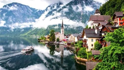 世界上最美小镇!有着深厚的文化底蕴,上帝最偏爱的小镇!