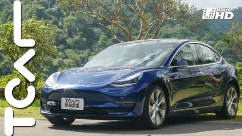 试驾特斯拉Model3,不只电能,更有性能