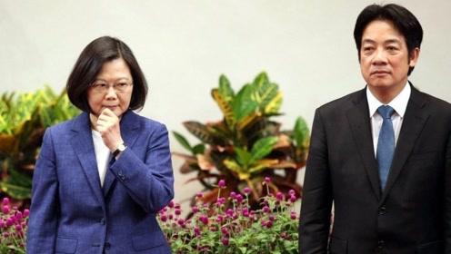 """""""蔡赖配""""登场?台媒:韩国瑜一言就让民进党粉饰的团结卸妆了"""