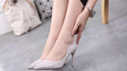 为什么女主持人录节目总是穿高跟鞋,却不穿丝袜呢?