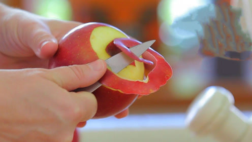 吃苹果时要不要削皮?很多人都不知道,世界卫生组织给出了答案!