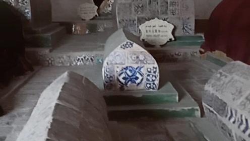 新疆喀什香妃墓园,带你揭开神秘面纱,一座典型的伊斯兰古建筑群