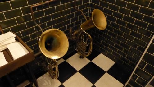 4个不同寻常的厕所,你敢试试吗?