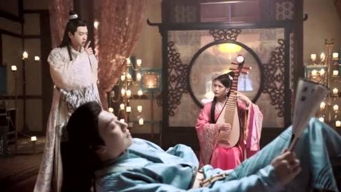 《明月照我心》宋金玉酒楼听小曲儿,被逮着了,还好不是公主!