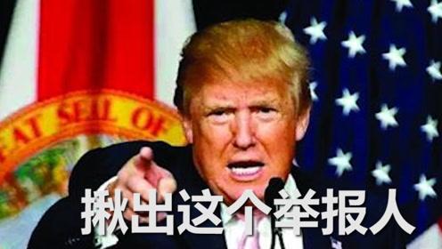 """现场!""""弹劾大战""""正式开打 特朗普气急:非要揪出这举报人不可"""