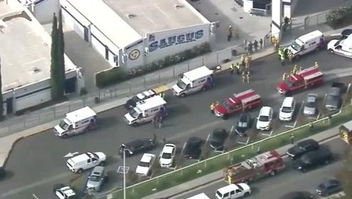 美国又发校园枪击惨剧:致3死2伤 16岁嫌犯身份确认
