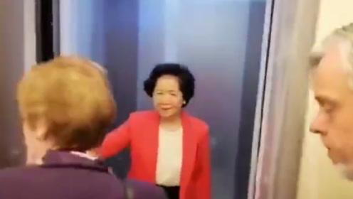 叛国者没有好下场!陈方安生密会外籍人士 被香港市民追骂:卖国贼
