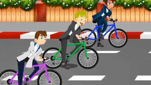 男孩参加自行车比赛,为赢冠军不择手段,却在最后一刻丢盔弃甲!