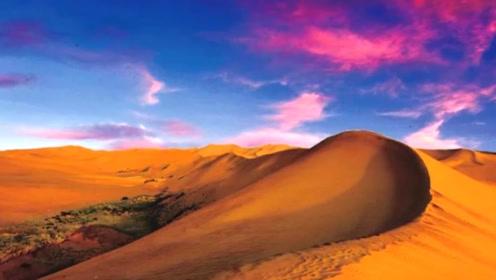 中国最值钱的沙漠,日本想一斤米换一斤沙,中国:我们不傻