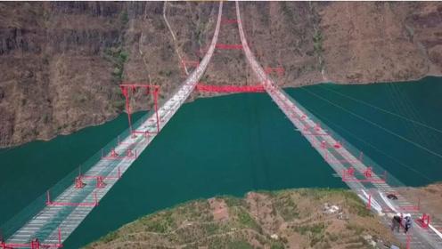 """中国又一世界之最,用两根""""筷子""""撑起一座大桥,不愧是基建狂魔"""