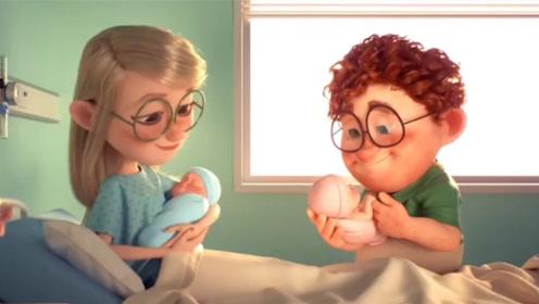 男孩送果酱打动女神芳心,两人当即结婚生子,不料果酱遭到了孩子的嫌弃!