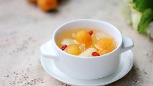 冬季给孩子煮这汤喝,补充营养,还预防感冒,对体质好少生病