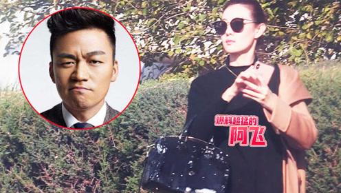 王宝强开宝马携新女友冯清现身,晚上先后回到同一公寓