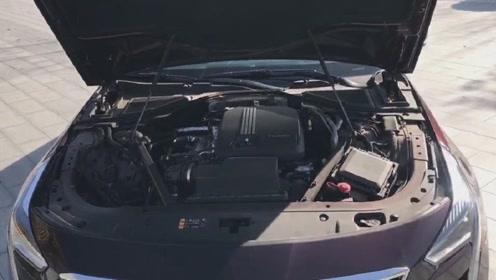 抢鲜看:凯迪拉克CT6发动机设计,两个液压挺杆,功率下调