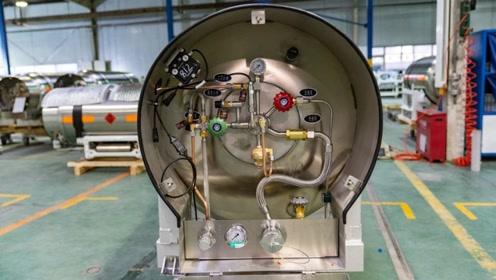 LNG储罐工作原理介绍,终于搞清楚这些管子和阀门的用途了