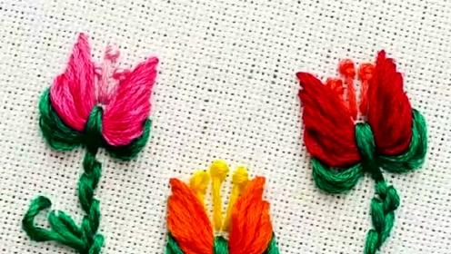 创意时尚小妙招 针线的各种缝法教程