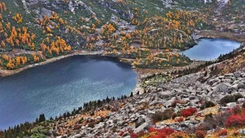 世界上最珍贵的湖泊,位于中国的内蒙古地区,遍地都是宝石玛瑙