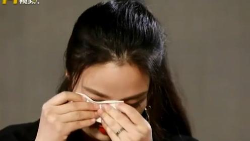 金鸡奖现场汤唯因雷佳音真挚回答,泪流不止,坦言将误会解开了