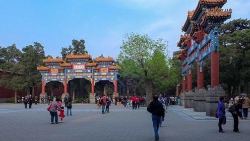北京的这个公园,门票只要2元,还能俯瞰故宫全景