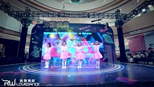 [新学员]Live少儿爵士shake it热舞舞蹈2019新生专场演出