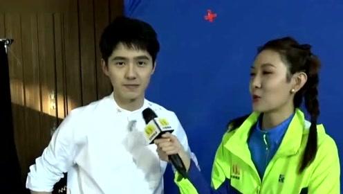 刘昊然谈与陈飞宇合作感受:最欣赏的特质是身高