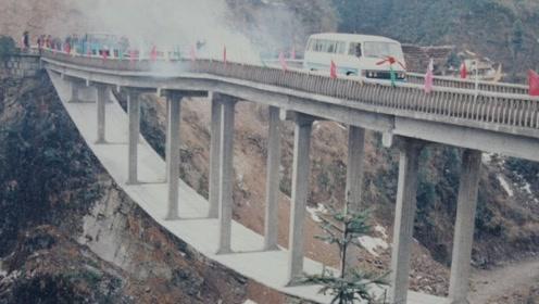 中国最奇葩大桥被人质疑施工者拿反图纸 看完佩服设计者智慧