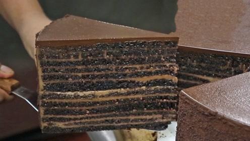 任性蛋糕店,在10分钟内吃完一块蛋糕,就可终生免单!