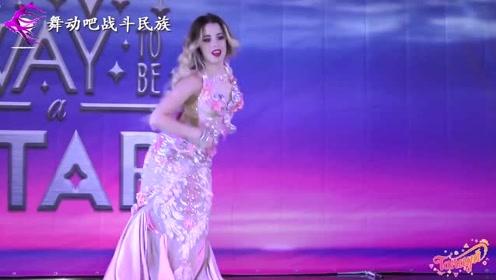 """不愧是乌克兰""""舞蹈大赛""""冠军!这样的舞姿真是难得一见"""