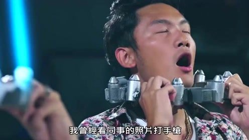 趣味短片:真人版微电影!金牌特务大战!