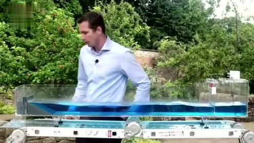 科学实验:哪种海岸结构最能有效防御洪水?千万不要选错了!