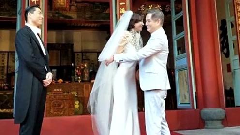 林志玲恩人现身其婚礼,挖掘15岁林志玲却失联30年,如今终重逢