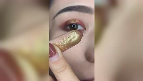 好看的超A眼妆