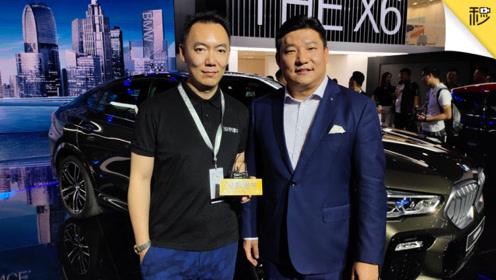 刘智:X之年全线大换代 宝马全新X6捍卫跑车SUV王位