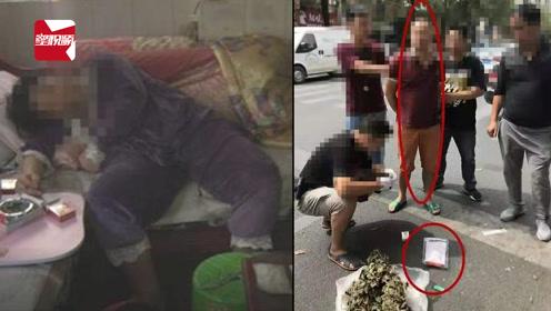 """外号""""大姐""""!广西一45岁女子瘫痪在床,竟是贩毒团伙幕后老板"""