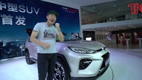 2019广州国际车展−现场体验威兰达