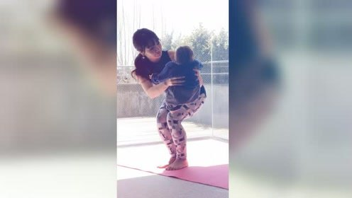 产后瑜伽:锻炼全身肌肉、提高身体灵活度的瑜伽