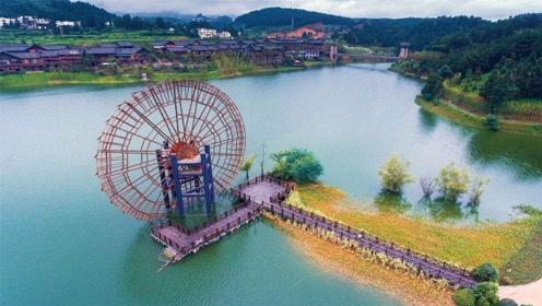 贵州这个景区耗资13亿打造,门票却一直免费,你知道是哪吗?